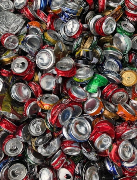 Main image of the offer AL beverage cans
