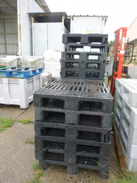 Main image of the offer Plastic pallets