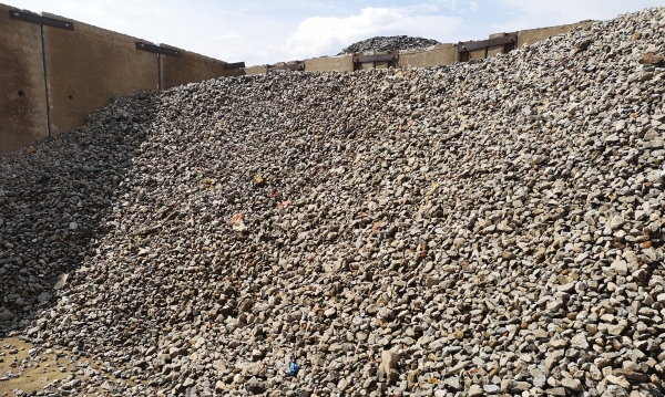 Main image of the offer Recycled aggregates