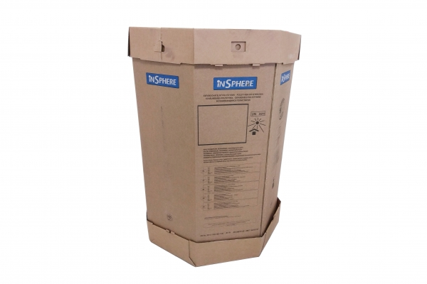 Main image of the offer Cardboard octabin - used