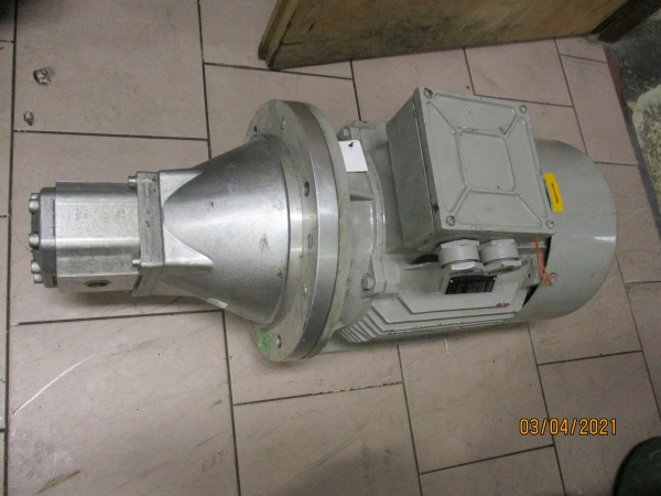 Main image of the offer Pump with MLPD / G331C motor