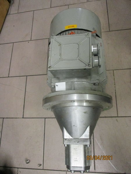 Image 1 offer Pump with MLPD / G331C motor