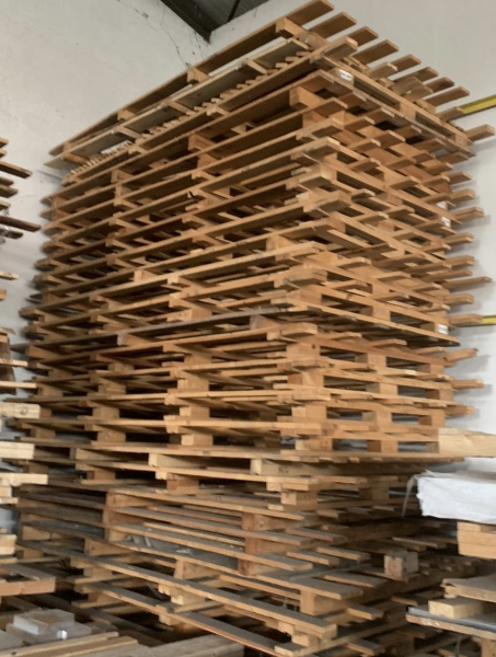 Main image of the offer Wooden pallet 1500 x 3000mm